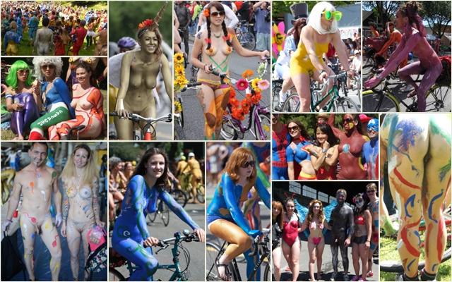 Fremont Solstice Parade 2013 vol.2