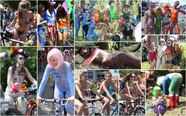 Fremont Solstice Parade 2013 vol.3