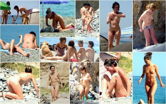 Pedro's Nudist Beach Photos 2011 #1