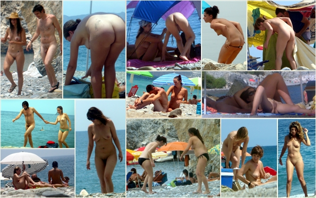 Pedro's Nudist Beach Photos 2011 #2