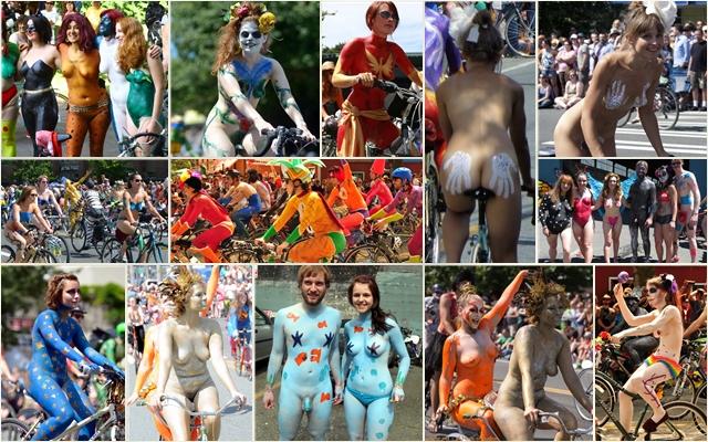 Fremont Solstice Parade 2013 #4