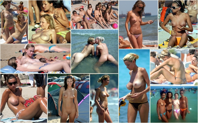 Nude Beaches in Romania #3
