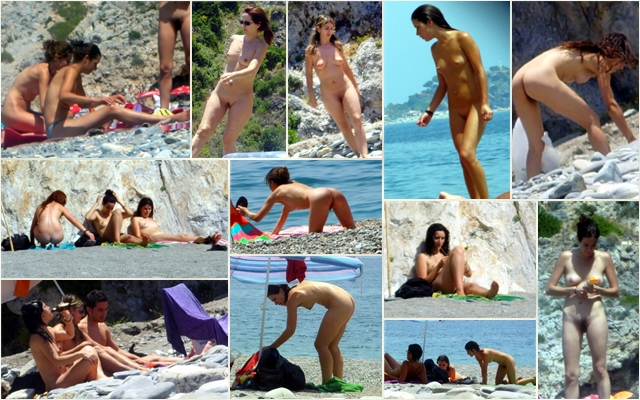 Pedro's Nudist Beach Photos 2010 #1