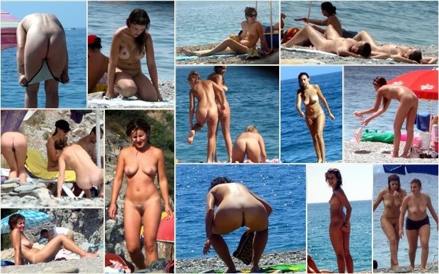Pedro's Nudist Beach Photos 2010 #2