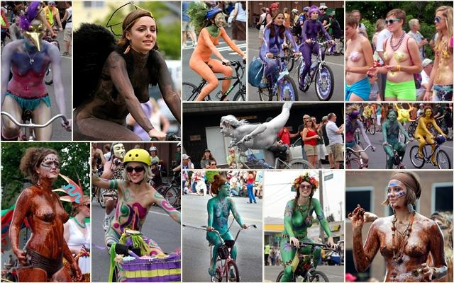 Fremont Solstice Parade 2008 #1