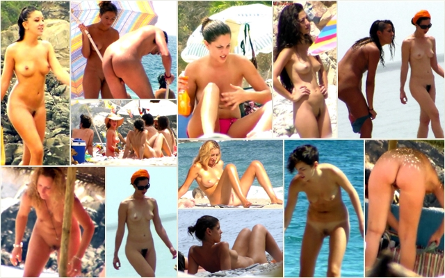 Pedro's Nudist Beach Photos 2012 #2