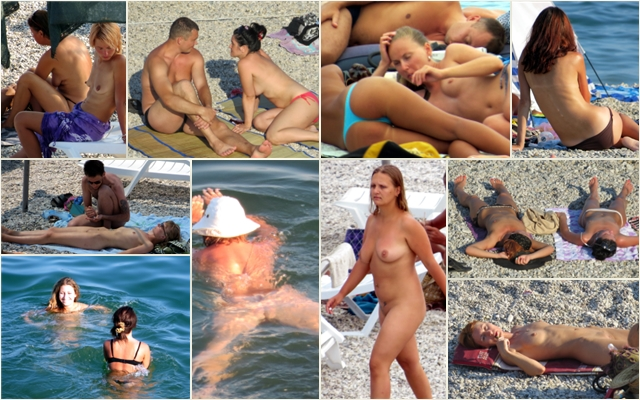 Ukrainian Nudist Beach Koktebel 2013 #3