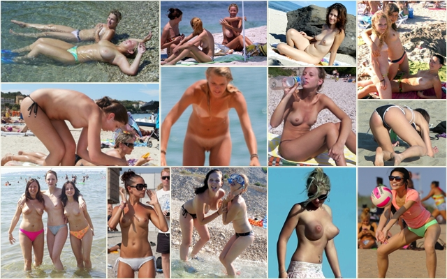 Beach Babes #13