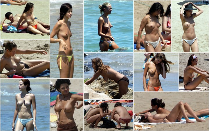 nude beach babes, topless beach babes, south beach babes, girls on the beach, girls at the beach, candid bikini beach, candid beach photo, candid cam beach