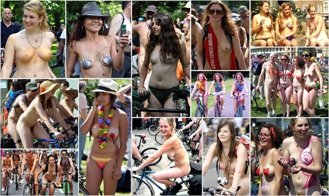 World Naked Bike Ride UK 2009, ワールドネイキッドバイクライド2009年最大の写真集, WNBR images, naked bike ride photo, naked bike ride photos